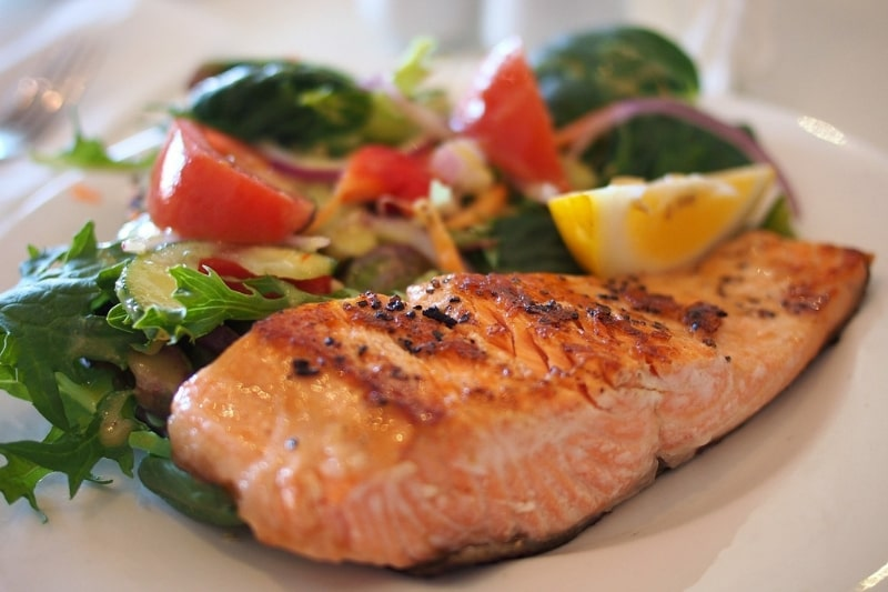 Eat Iron And Go With Fish