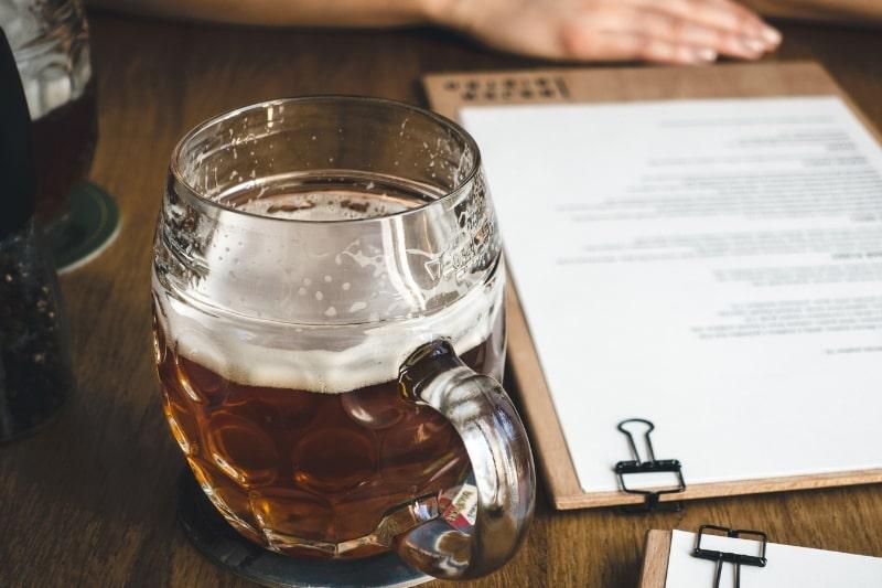 Avoid Alcohol Consumption