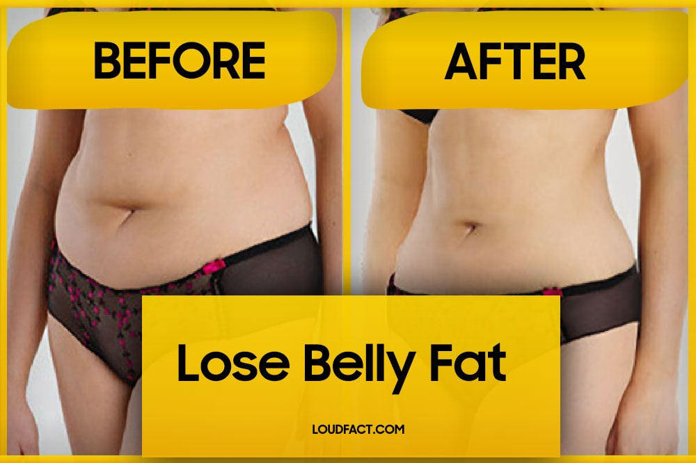 How To Lose Belly Fat Fast 5 Amazing Tips To Follow Loudfact