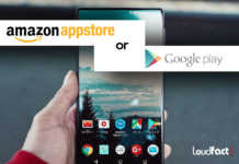 Amazon App Store vs Google Play