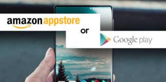 Amazon App Store vs Google Play