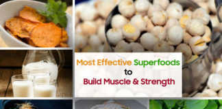 Best Superfoods to Build Muscle & Strength