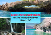 hidden vacation spots