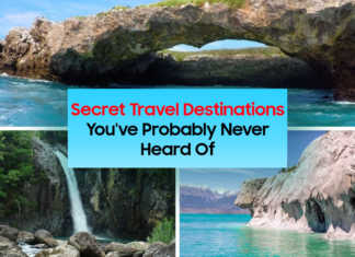 hidden vacation spots