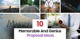 10 Memorable And Genius Proposal Ideas To Get A 'Yes'