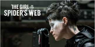 The Girl in the Spiders Web Review