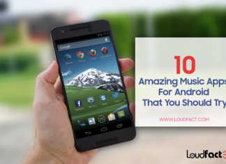 Amazing Music Apps For Android