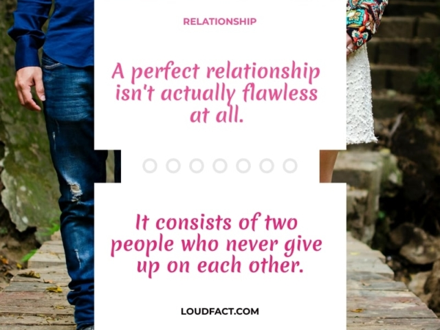 Couple Goal- Relationship Fact