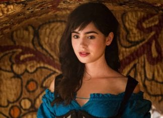 Lily Collins Movies