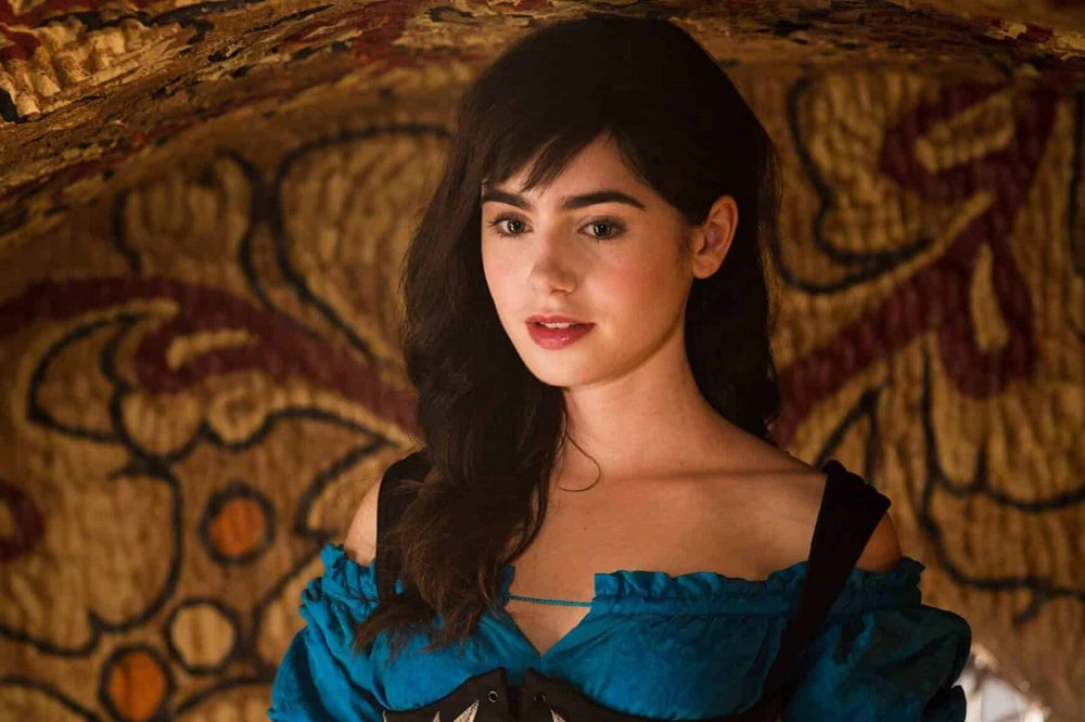 Lily Collins Movies An...