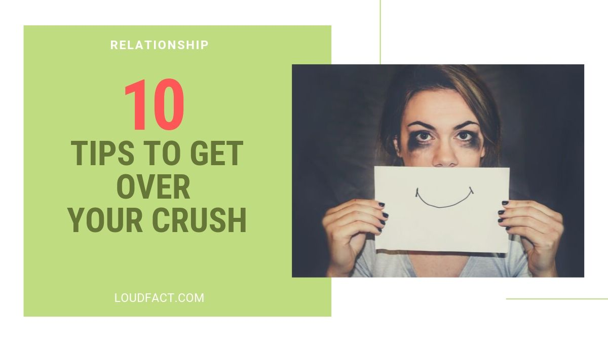 How long does it take to get over a crush
